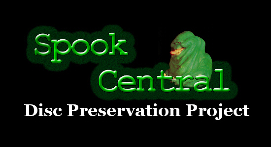 Spook Central - Disc Preservation Project
